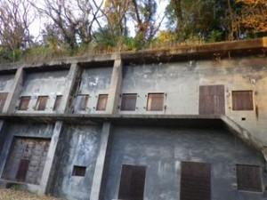 荒尾市弾薬製造施設跡