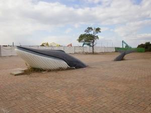 大牟田市ネイブルランドのクジラ画像