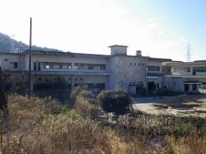 アソニット工場跡画像
