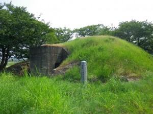 大村第二十一海軍航空廠防空壕跡画像