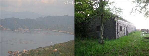 江田島砲台跡