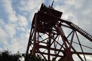 田川炭鉱櫓